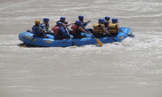 White Water Rafting in Bhoothathankettu, Kerala| Bhoothathankettu