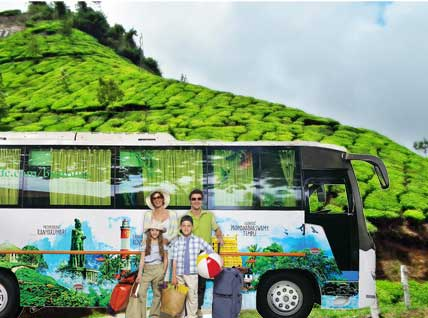Daily Departure Tours To Kerala